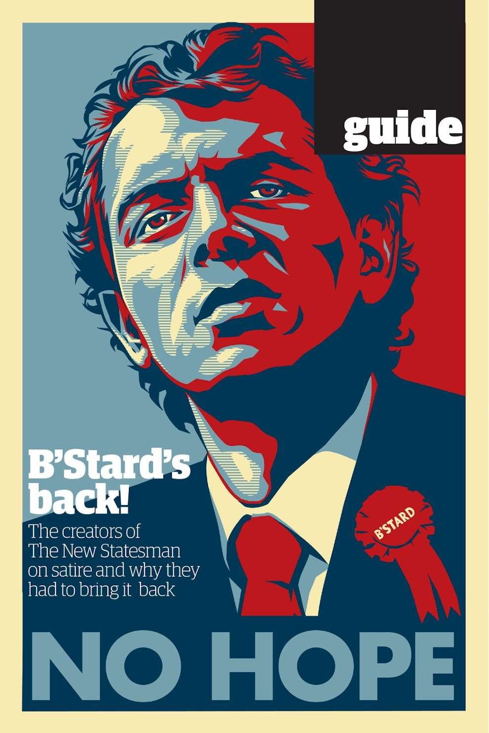 Benjamin Wachenje, Guardian Guide cover