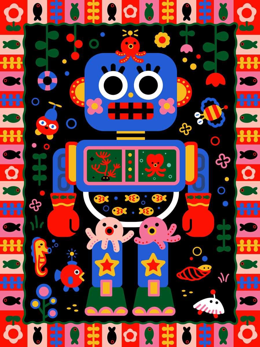 Uijung Kim, Uijung Kim Robot Blanket Design