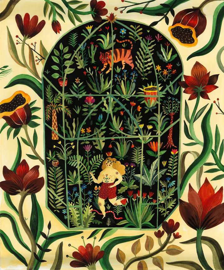 botanical, illustration, folk, modern, mural, wildlife, animals, painterly, pattern, plants, flowers, folk art, romanian, victorian, hertiage, tactile, landscapes, william morris, dreamy, characters, bold, painting, illustrators