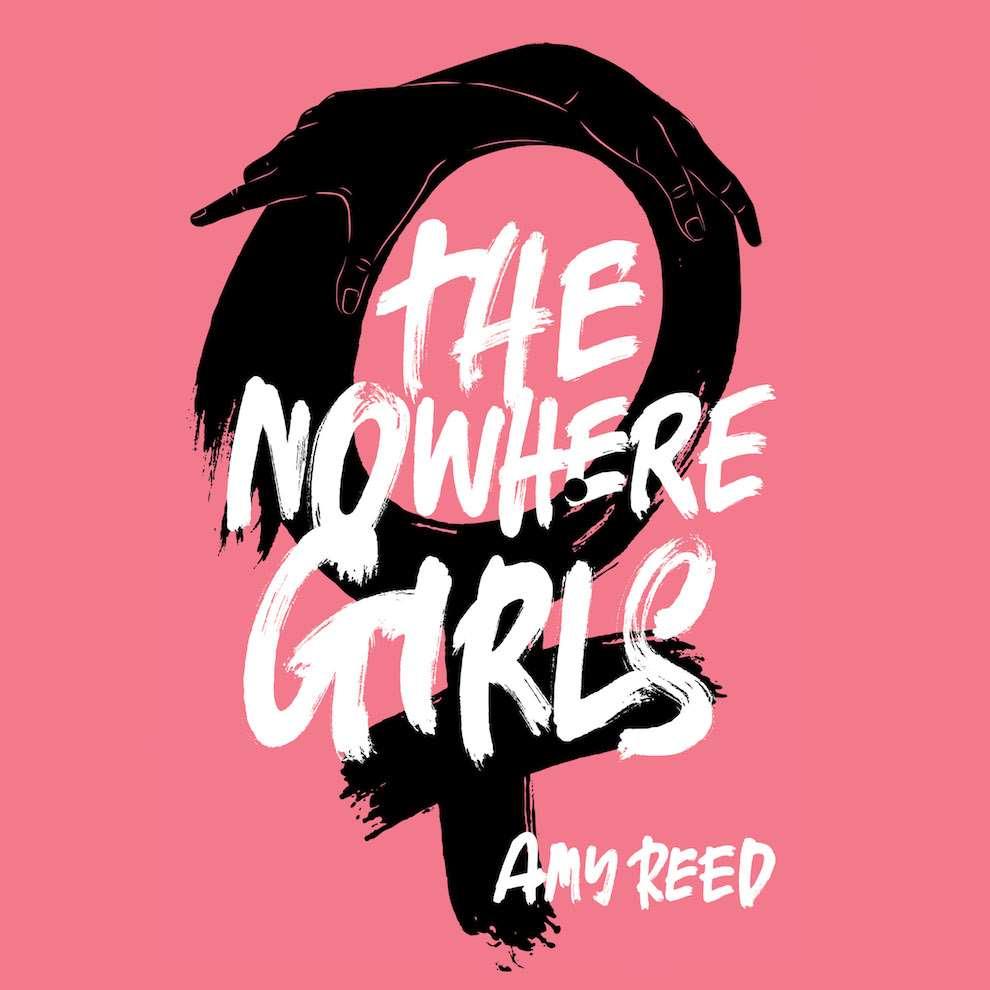 Ulla Puggaard, ulla puggaard The Nowhere Girl book cover Typography