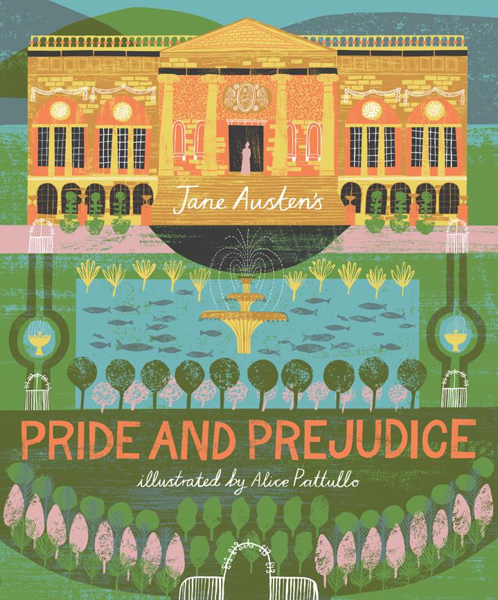 Alice Pattullo, Book cover with architectural element