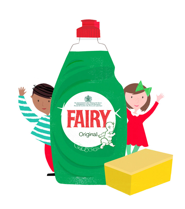 Sugar Snap Studio, illustration, illustrator, children, poster, characters, playful, publishing, books, editorial, digital, graphic, clean, texture, bold, bright, fresh, fairy, advertising, london, bears