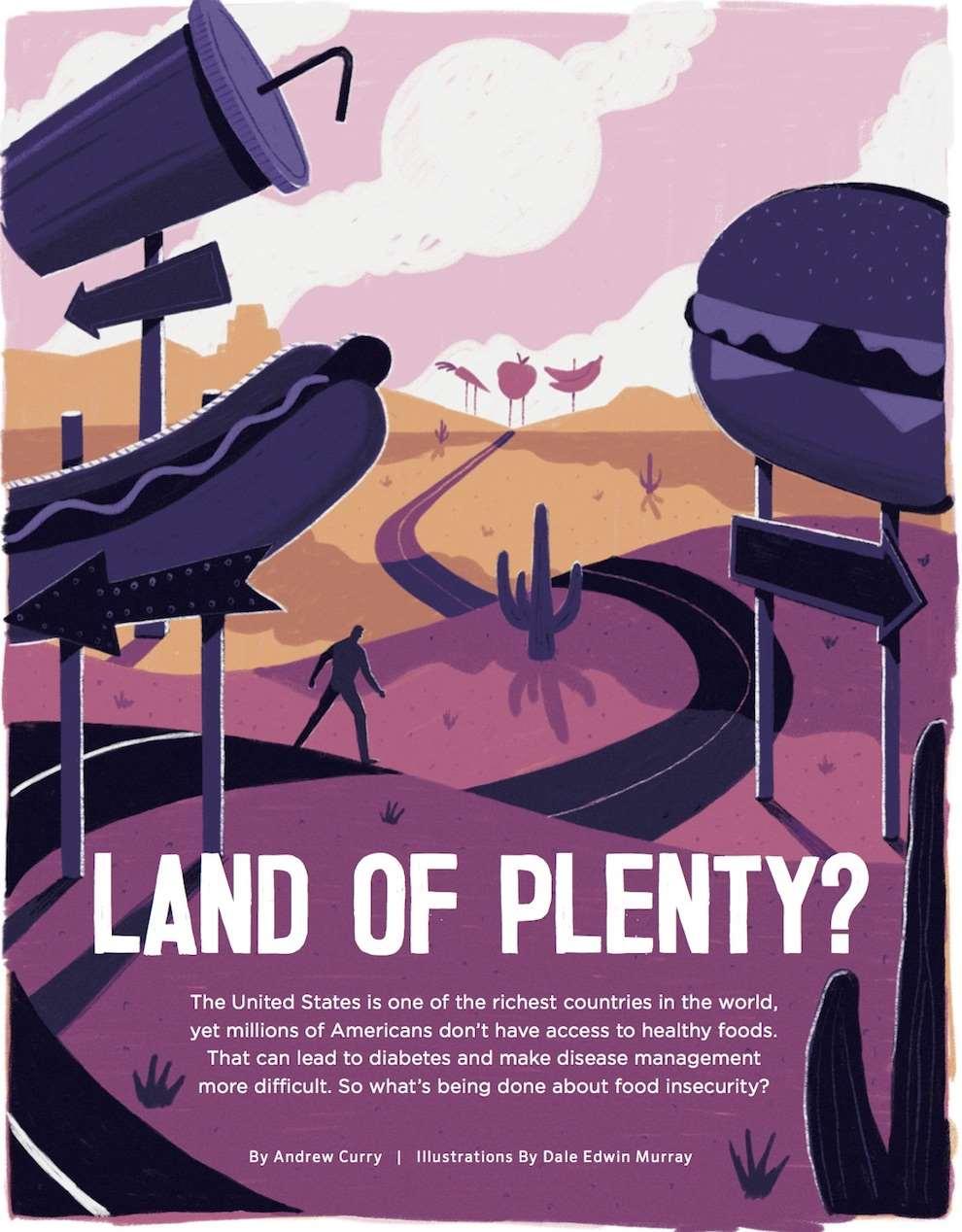 Dale Edwin Murray, Magazine cover illustration