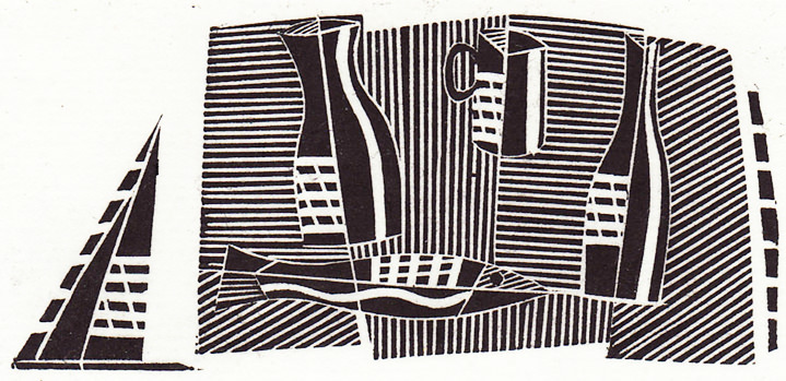 hand printed, linocut, black and white, emotive, hand rendered, crafted, illustration, illustrator, jonathon gibbs, jonny gibbs, black and white, graphic, endearing, charming, original, bespoke, printmaking, ink,black and white, drawing, sensitive, linear