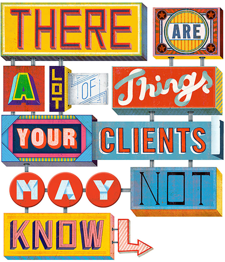Christian Northeast, Vintage lettering collage
