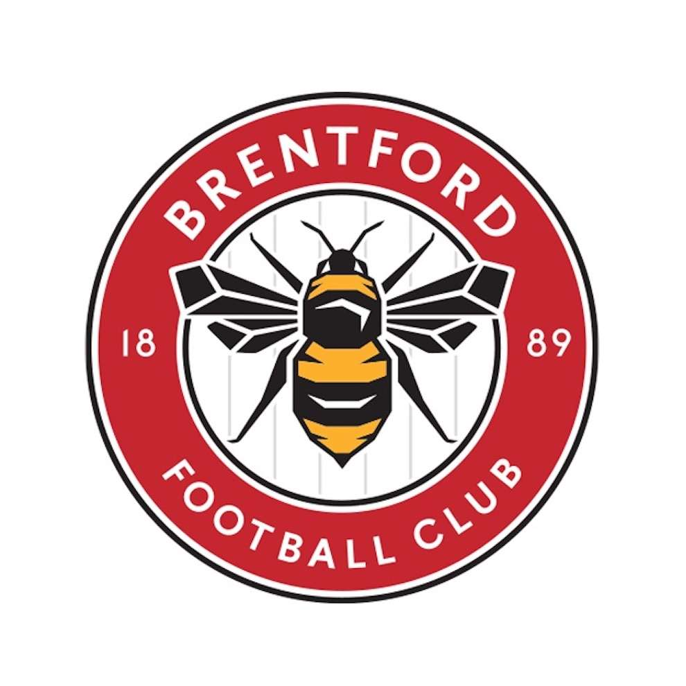 Peter Horridge, Bold and graphic logo of a bee for a football club