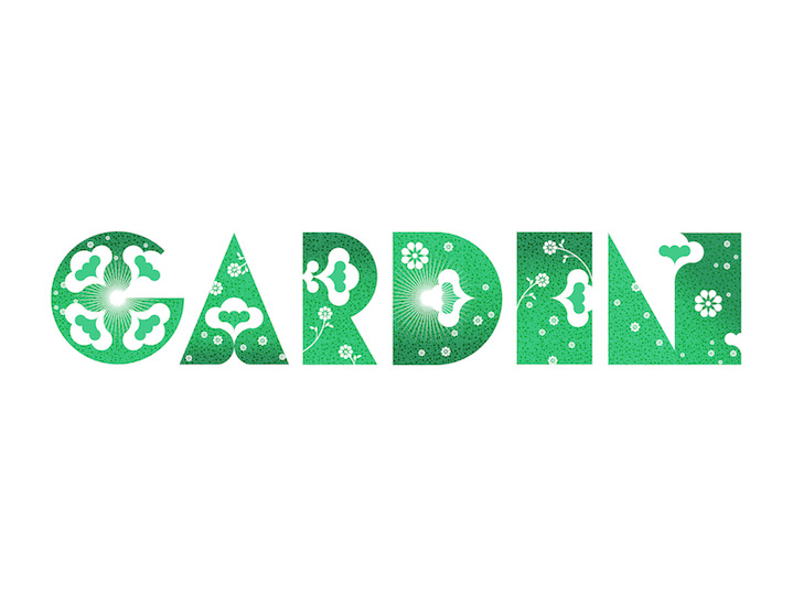 Ray Smith, Garden green Typography