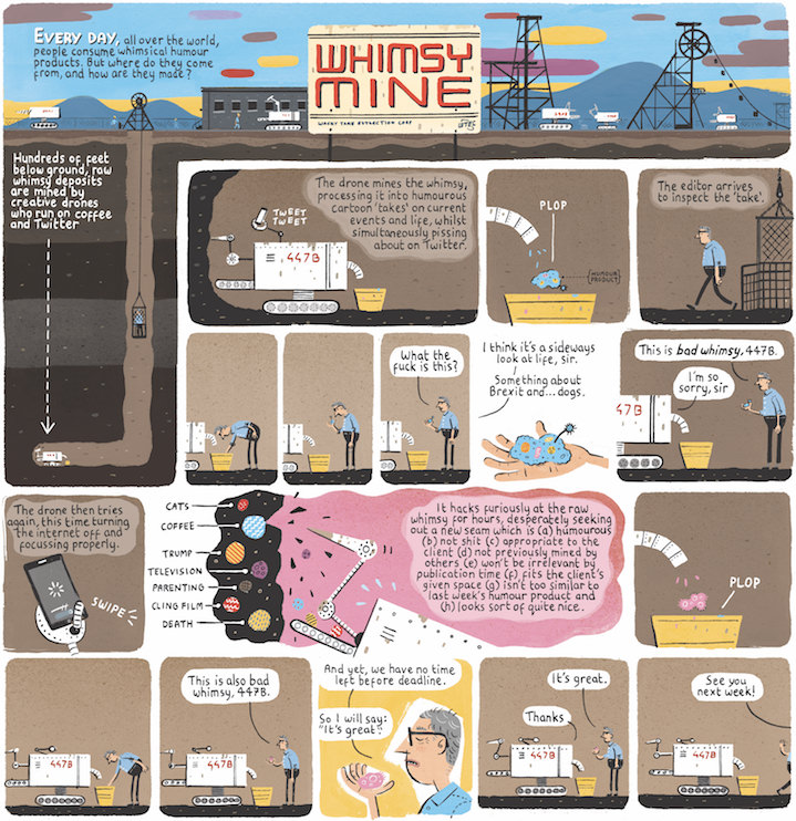 Stephen Collins, Comics