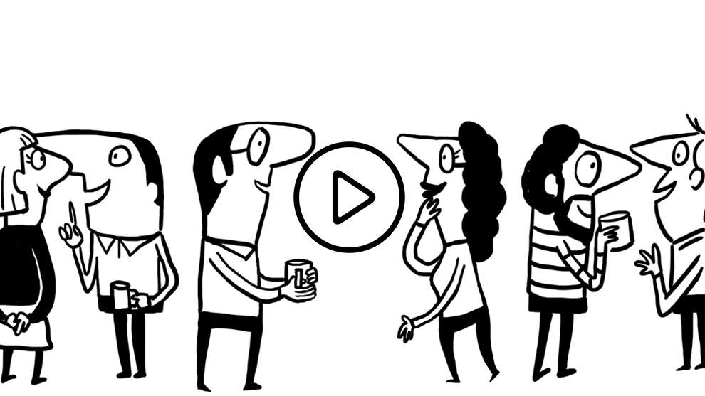 Scriberia, Video: what is visual thinking?